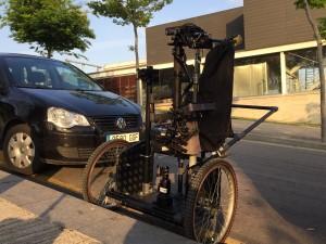 Rickshaw Steadicart