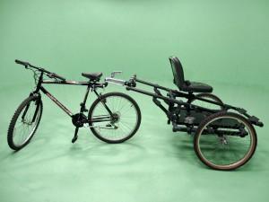 Bike Rickshaw